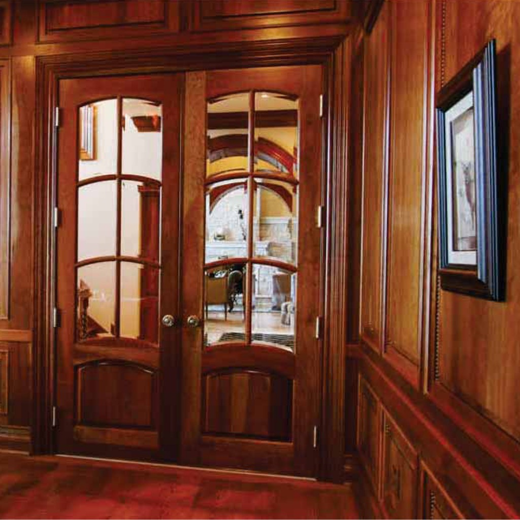 Interior doors southeastern door and window biloxi ms for Wood doors and windows