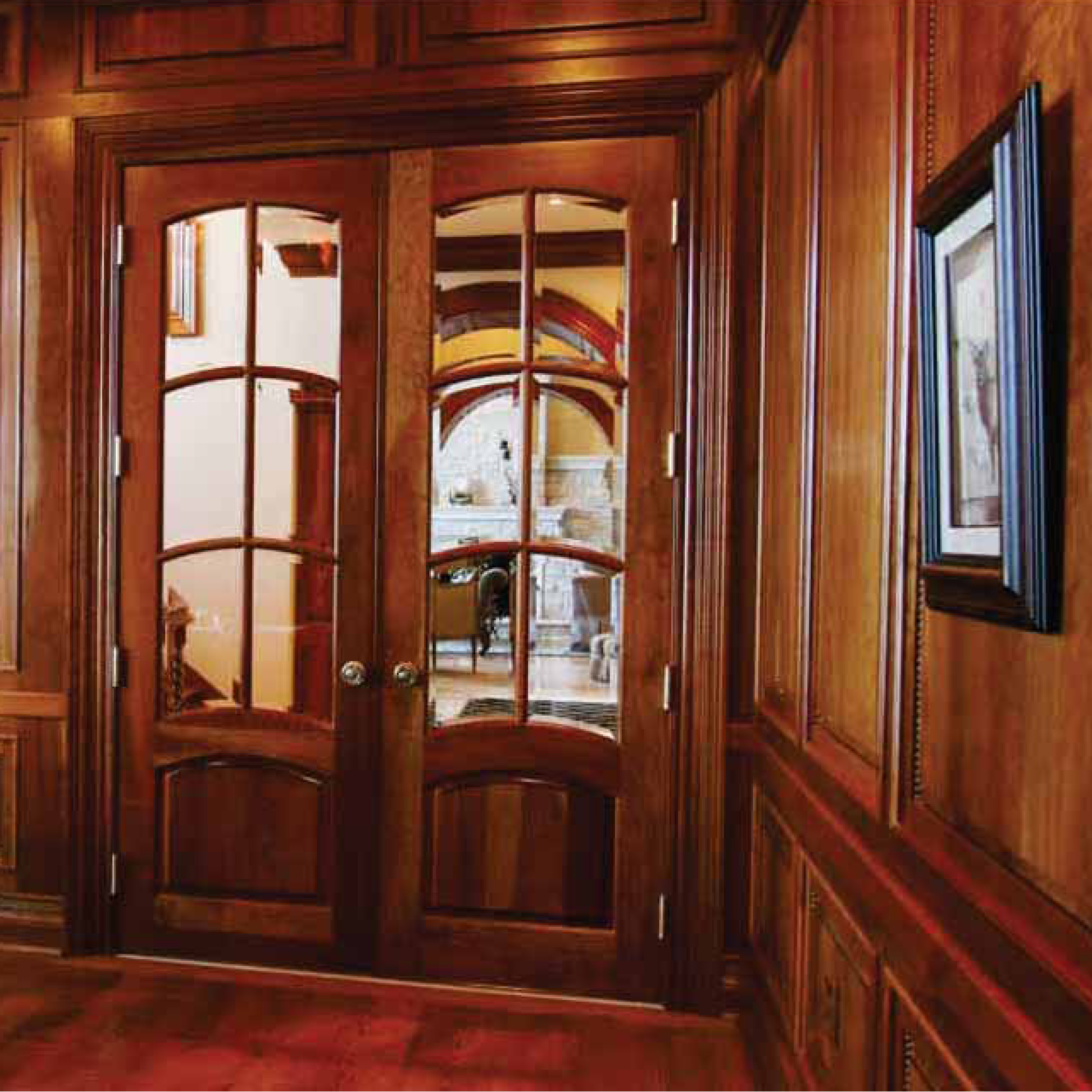 Interior door with window image collections glass door for Ideal windows and doors