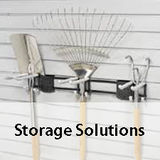 Home Storage Solutions - Southeastern Door and Window - Biloxi MS - (228) 396-0077