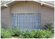 Professional Installation before - Southeastern Door and Window - Biloxi MS - (228) 396-0077