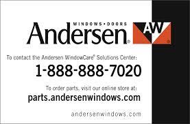 AndersenPartsLine