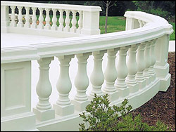 Porch Railings - Southeastern Door and Window - Biloxi MS - (228) 396-0077