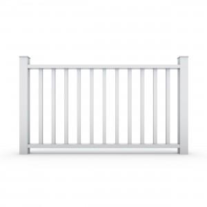 Porch Railings - Southeastern Door and Window - Biloxi MS - (228) 396-0077