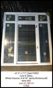 White Interior Window - Southeastern Door and Window - Biloxi MS - (228) 396-0077