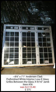 Anderson White Interior Windows - Southeastern Door and Window - Biloxi MS - (228) 396-0077