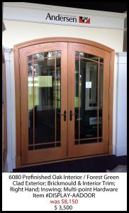 Prefinished Oak Interior Door - Southeastern Door and Window - Biloxi MS - (228) 396-0077